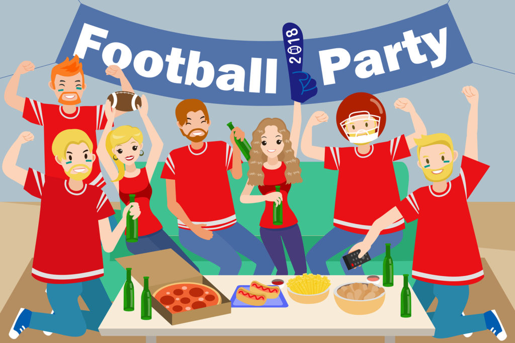 How to create the ultimate game day scene