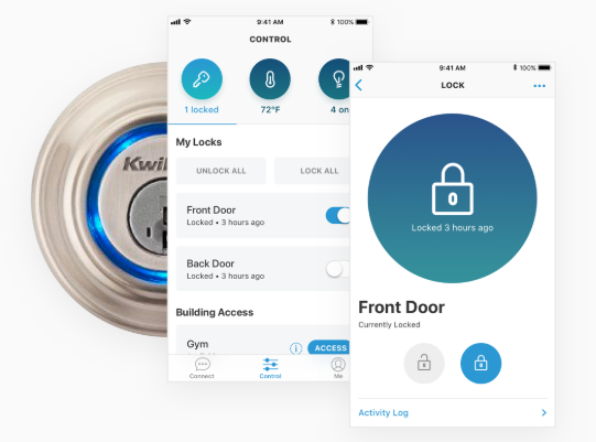 homebase smart locks