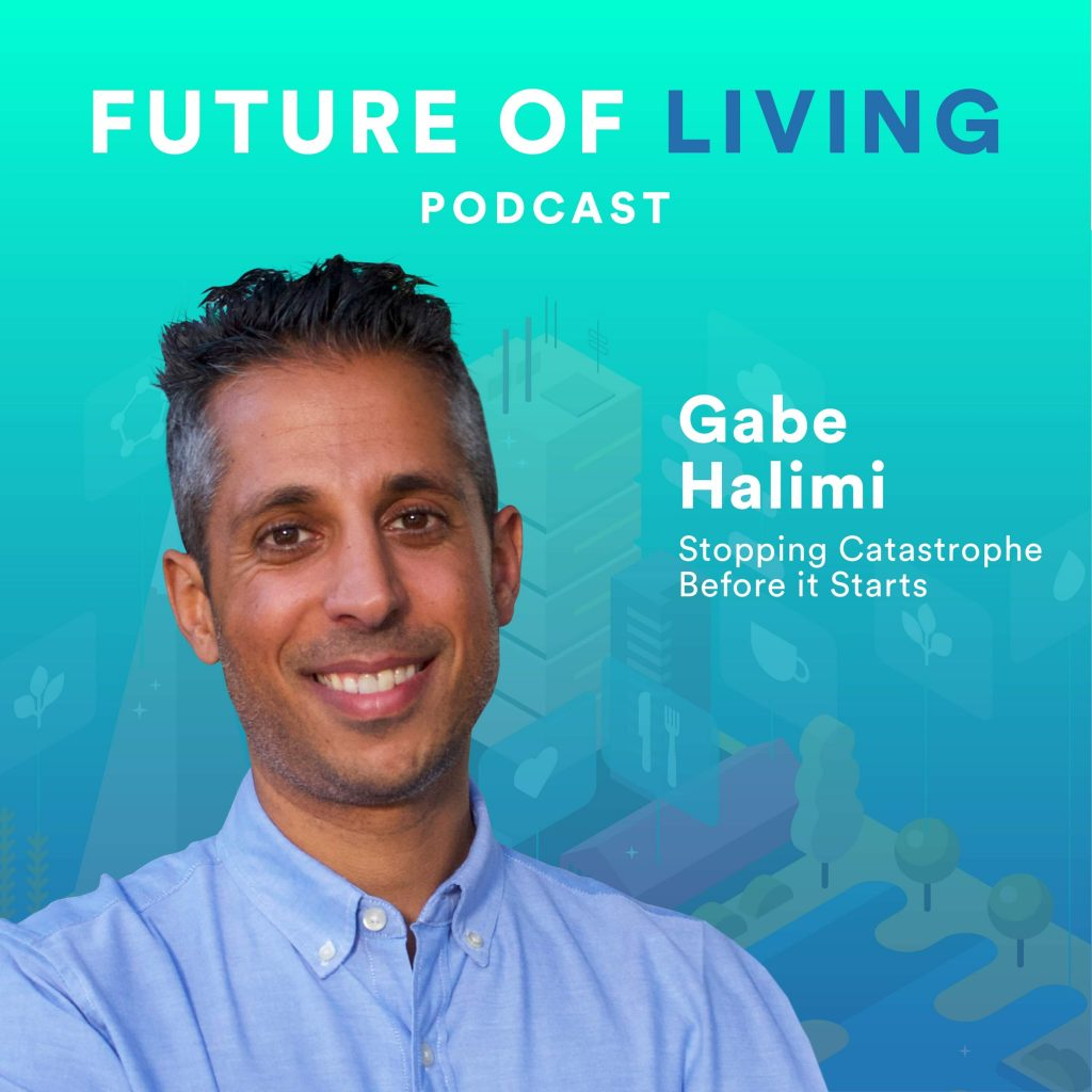 Stopping water damage catastrophe before it starts with Gabe Halimi Flo Technologies