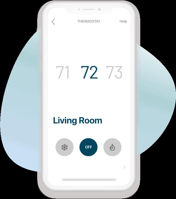 Homebase Climate UI