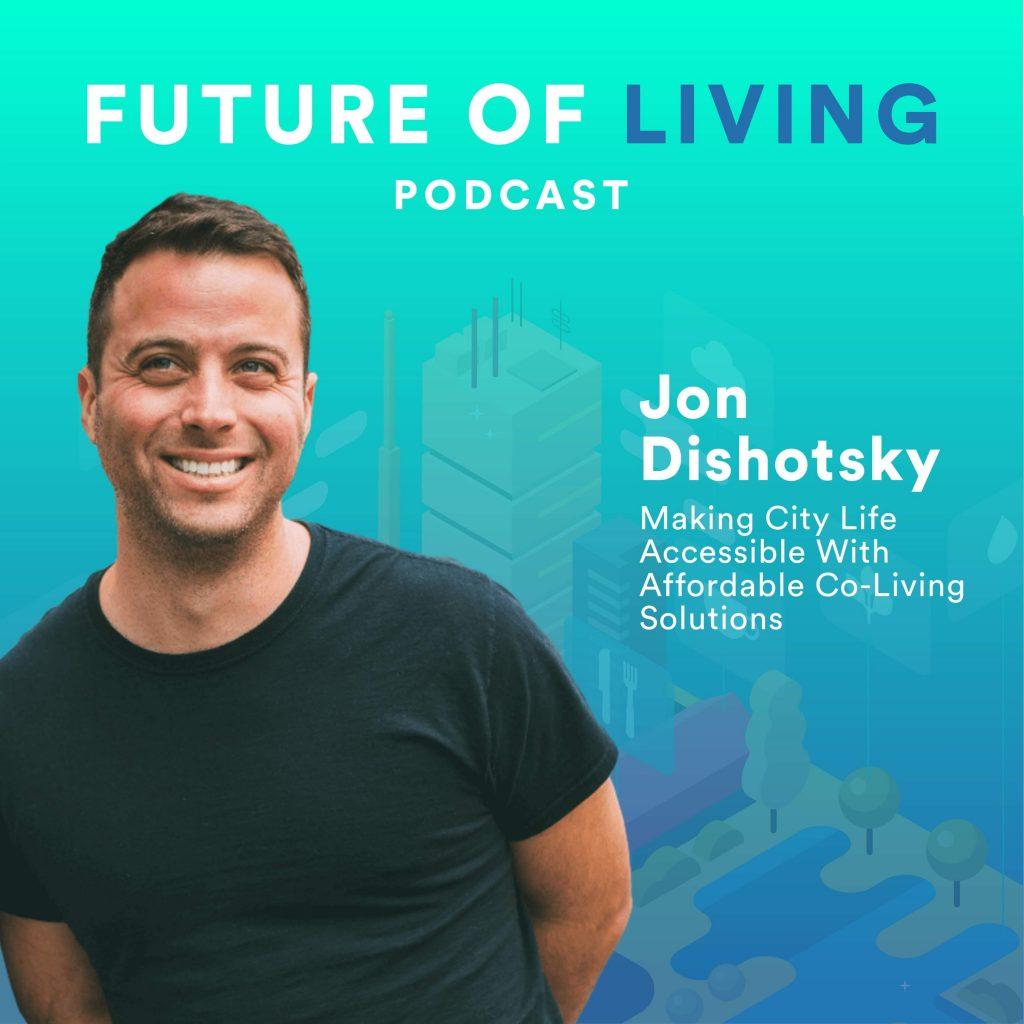 Jon Dishotsky CEO and co-founder of Starcity