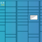 LUXER One - homebase - smart package locker