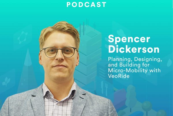 Spencer Dickerson and Blake Miller chat about micromobility as an amenity on the Future of Living Podcast