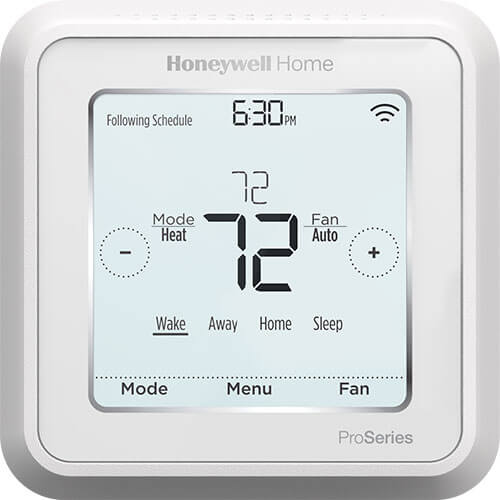 The Honeywell T6 Pro is as robust as it is affordable.