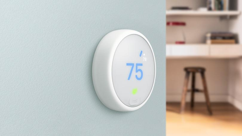 Nest E Smart Thermostat.